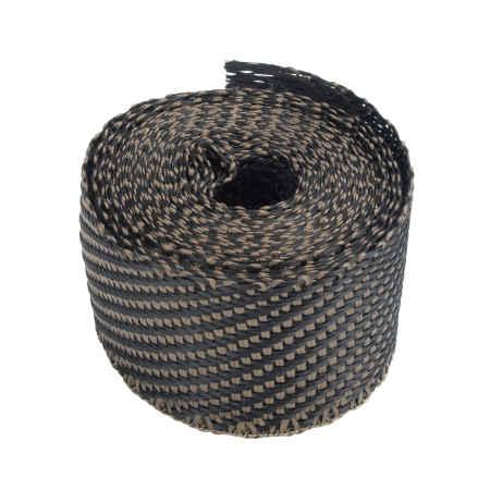 3D Lava turbo wrap/ 3 D Titanium turbo wrap