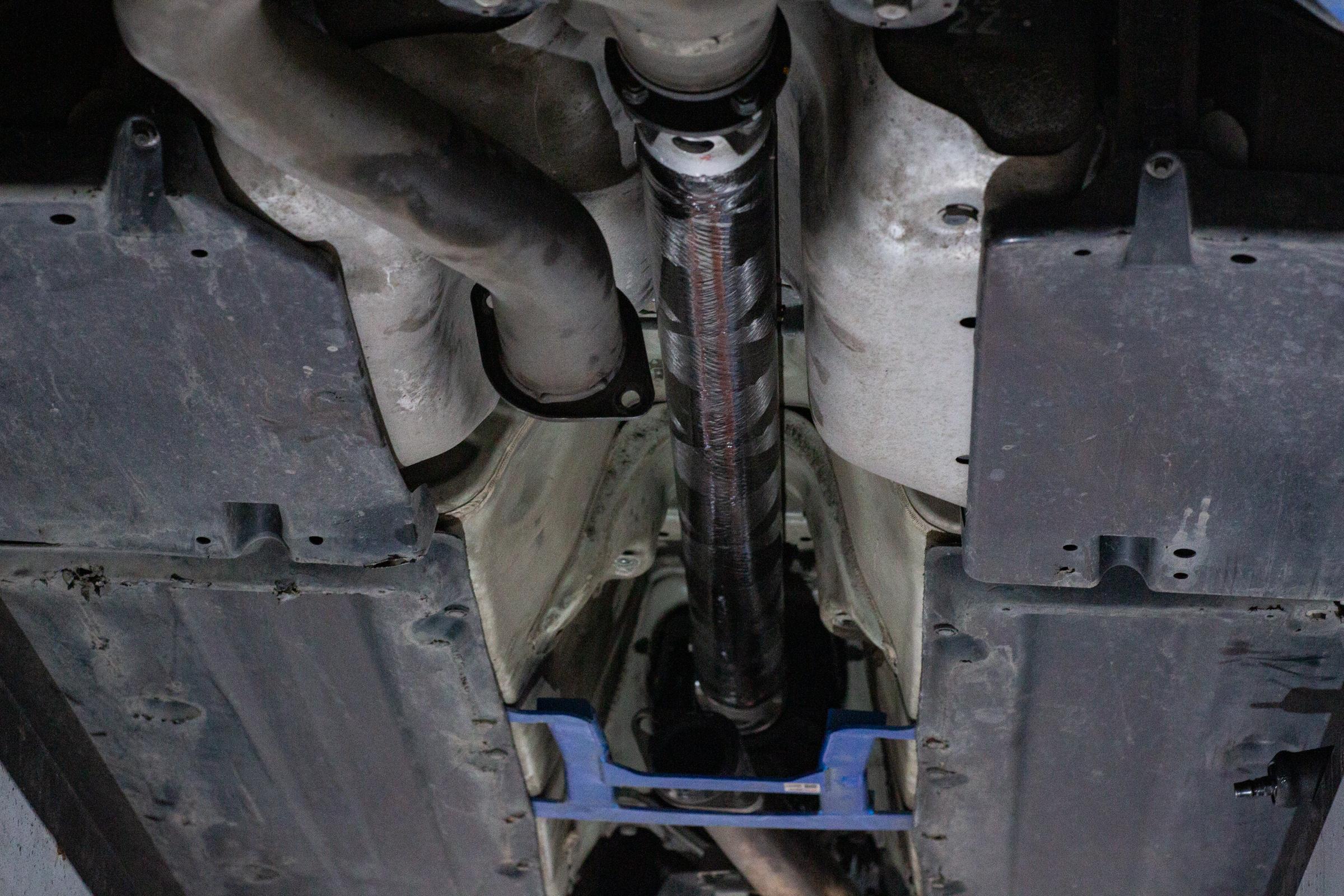 Toyota 86 MT Carbon Fiber Driveshift
