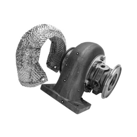 EA888 Turbo Heat Shield