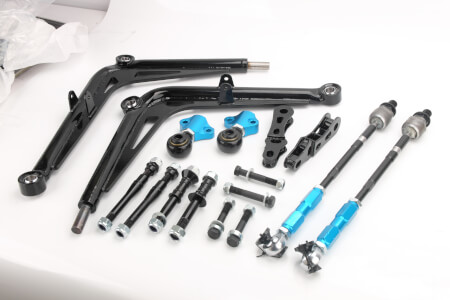 Ultra 65°+ Angle Kit For BMW Drifting E46 Custom Accepted