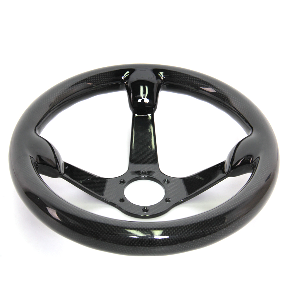 Carbon Fiber Steering Wheel Hiwow Sport
