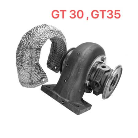 Inconel Turbine Housing Heat For GT30 GT35