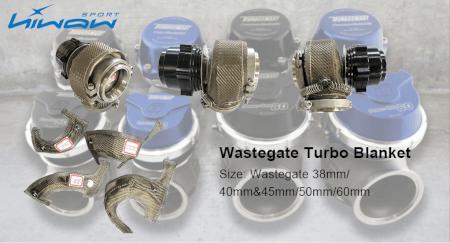 Wastegate Turbo Blanket All Size