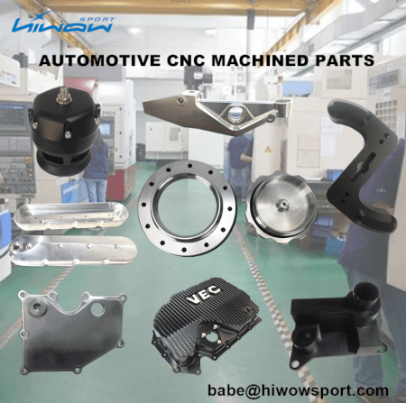 CNC Machined Products Customzie 6061T6 7075