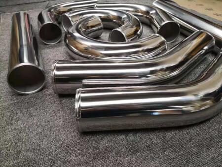 Aluminum Alloy standard pipe elbow