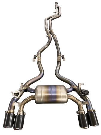 Exhaust Pipe For BMW M2 2014 3.0T