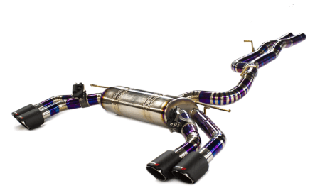 Exhaust Pipe For AUDI  RS3 2017-2020 2.5L