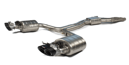 Exhaust Pipe For AUDI  RS5 2015 4.2T