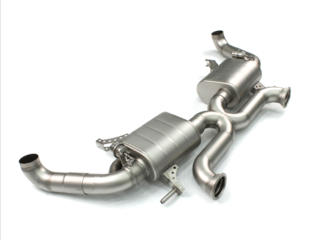 Exhaust Pipe For AUDI  R8 2007-2014 5.2 V10