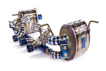 Exhaust Pipe For Ferrarri 458 ltalia 2011-2016