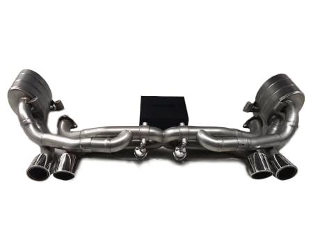 Exhaust Pipe For Porsche 911/997.1 2004-2007 3.6/3.8