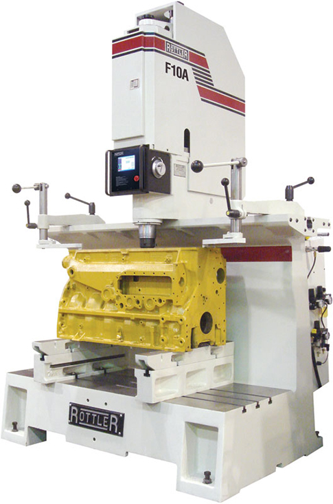 Rottler F10A Automatic Boring and Sleeving Machine