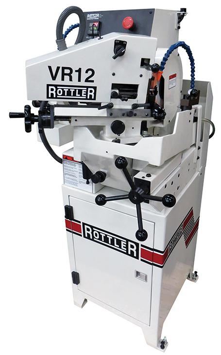 Rottler VR12 Valve Refacing Machine