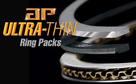 AP Ultra-Thin Piston Ring Sets