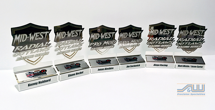 Waterjet Cutting and Custom trophies