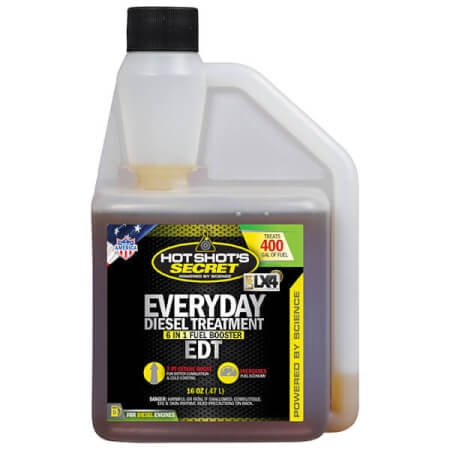 Everyday Diesel Treatment with LX4 Lubricity Extreme