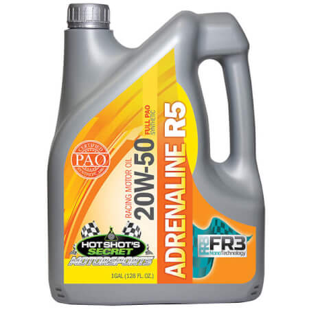 Adrenaline R-Series Racing Oil