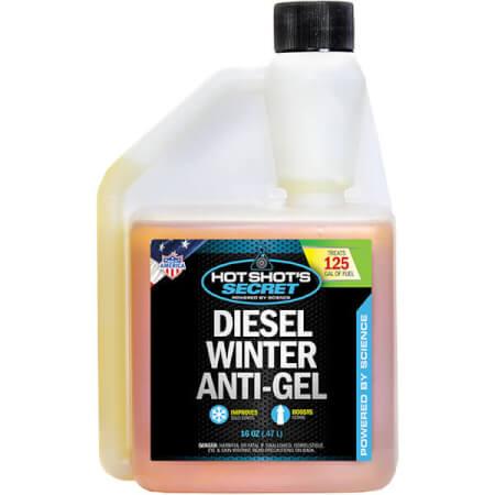 Hot Shot's Secret Diesel Winter Anti-Gel