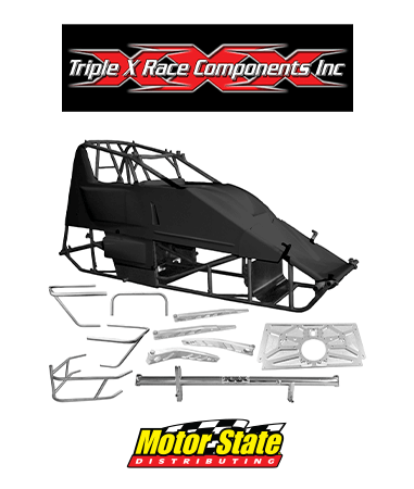 Triple-X Race Components