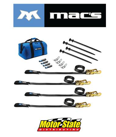 Macs Custom Tie Downs