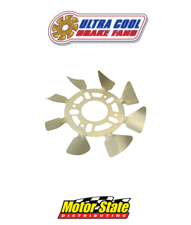 Ultra-Cool Brake Fans