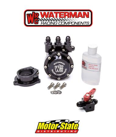 Waterman Racing Components