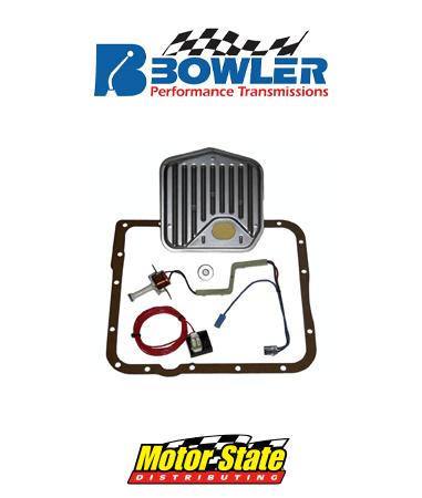 Bowler Performance Transmission