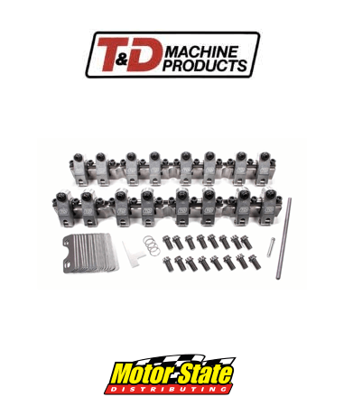 T & D Machine
