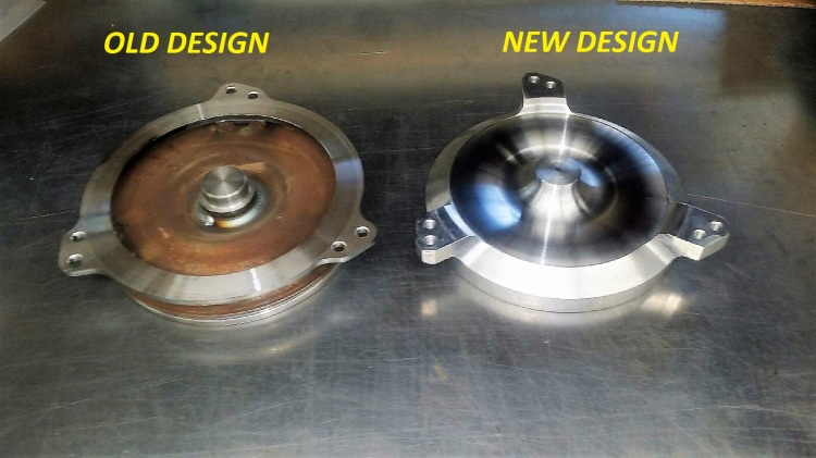 9-inch billet street and high performance torque converters