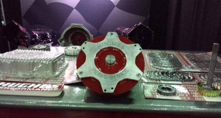 GM 8L90E Pro Series billet triple disc torque converter