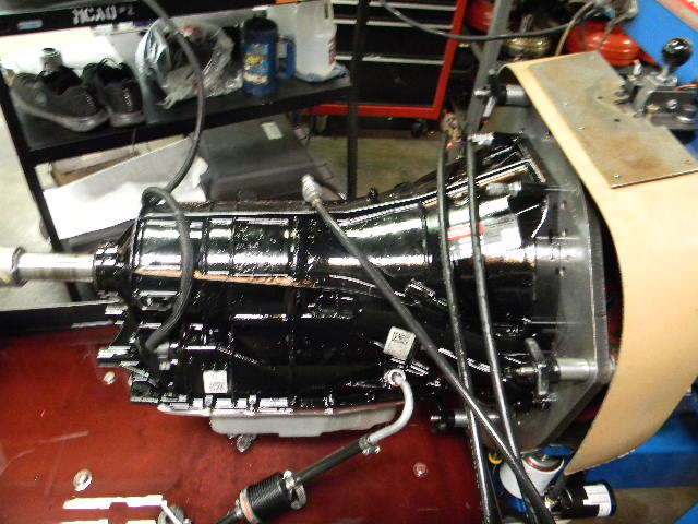 Ford 6R80 Heavy Duty Street/Strip transmission assembly
