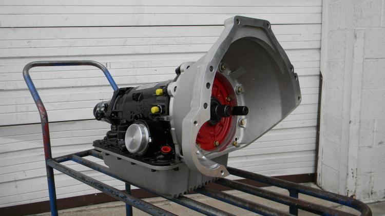 GM 4L60E transmission swap and retrofit packages