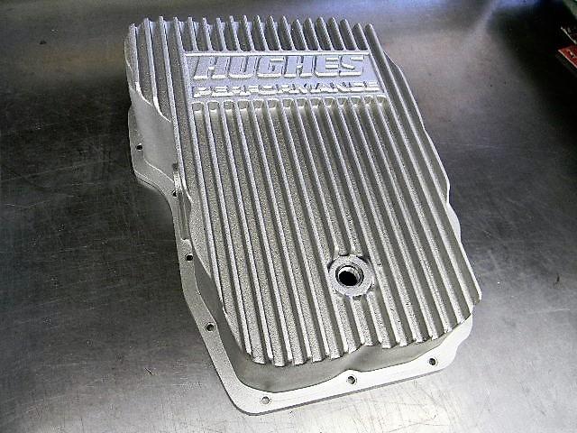 Chrysler 68RFE deep cast aluminum transmission pan kit