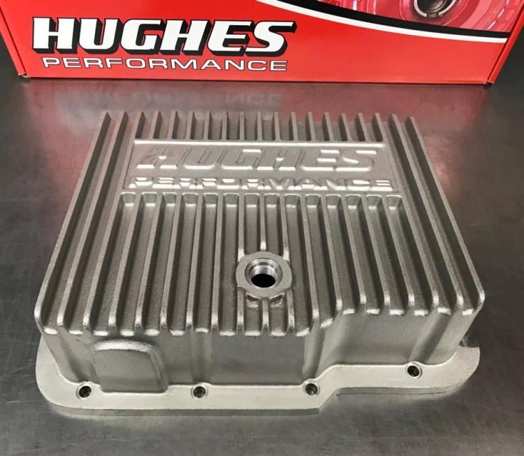 Powerglide deep cast aluminum pan kit
