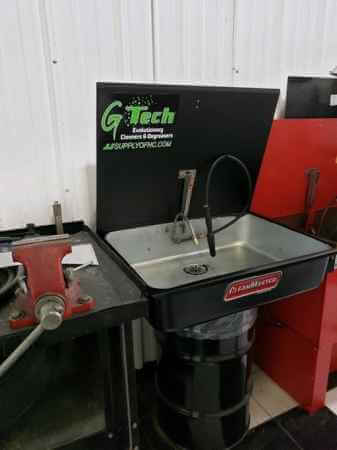 G-Tech Parts Washer