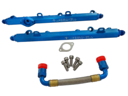 ASNU Fuel Rails - R35 GTR