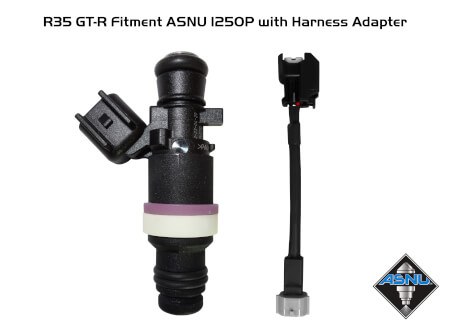 ASNU 1250P Performance Injector