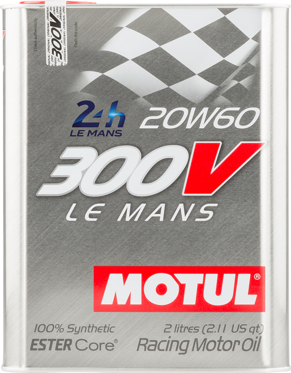 Motul 300V 100% Snythetic Racing Oil