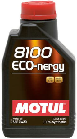 8100 ECO-NERGY 0W-30