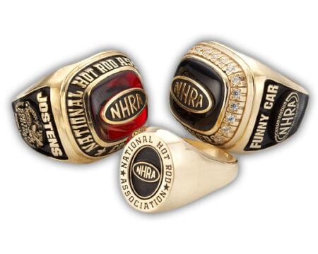 Jostens Championship Rings