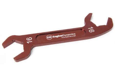 #16 Aluminum Line Wrench