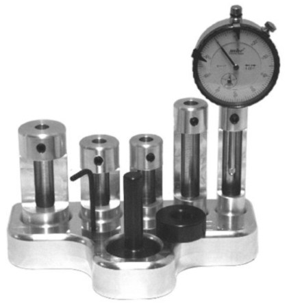 Deluxe Valve Stem Height Gauge Set