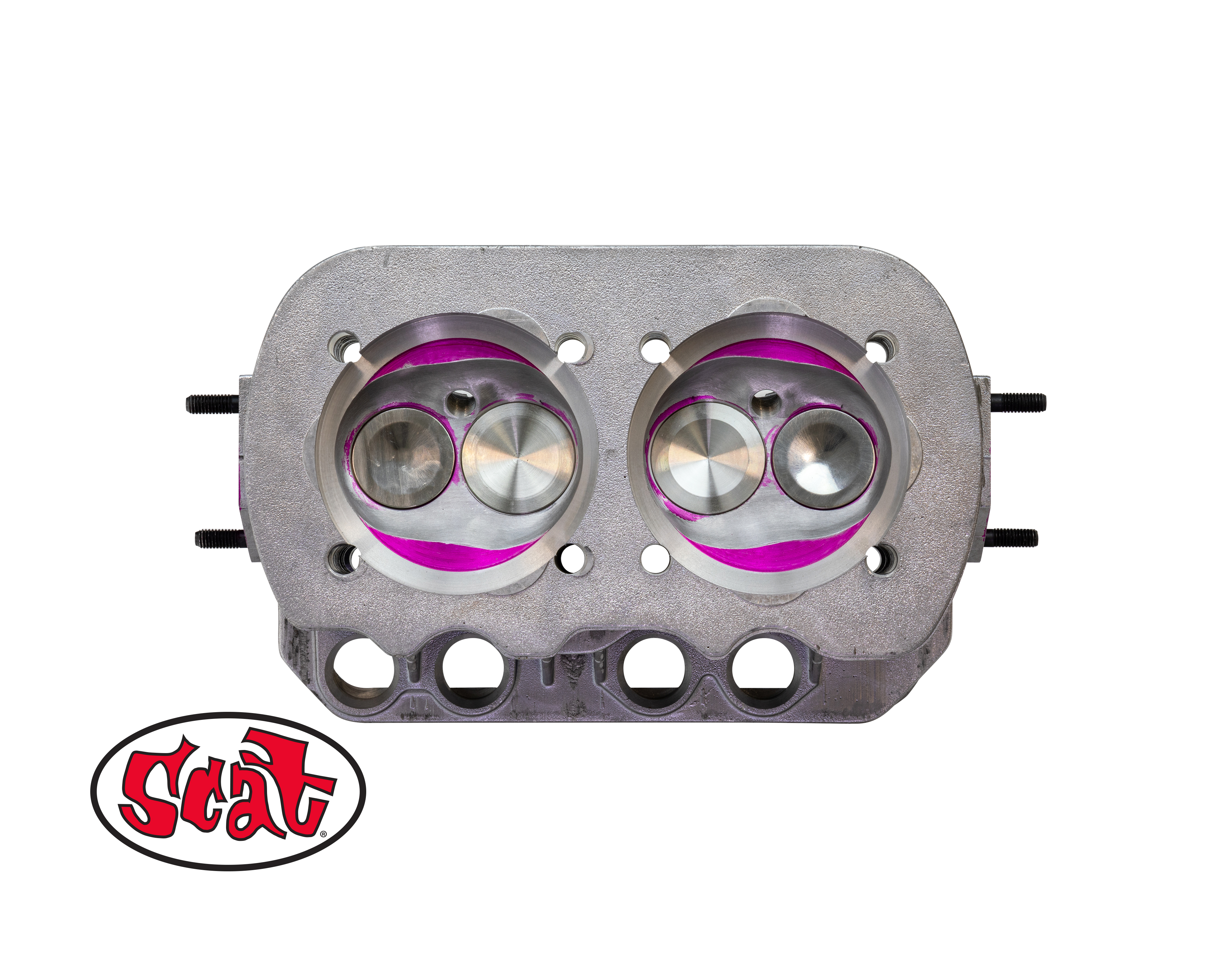 VW Type 1 D-Port Style Cylinder Heads