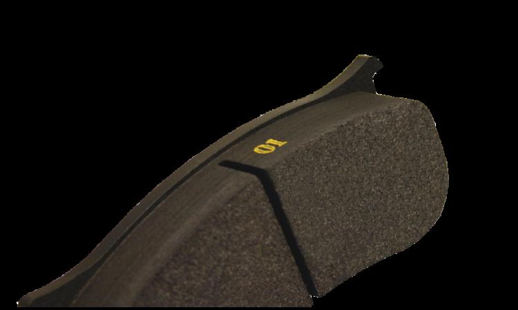 CarbonMetallic® Race Pads