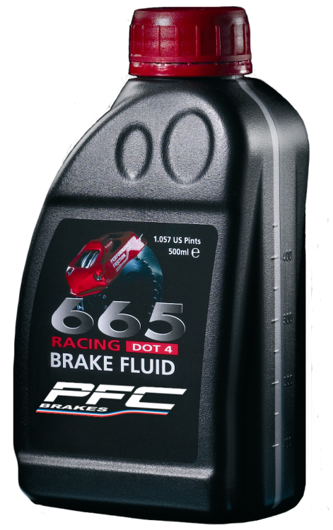 RH665 Brake fluid