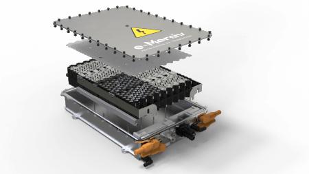 FIRST | Innovative & High-Performance EV Battery