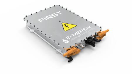 FIRST - High performance battery for motorsport