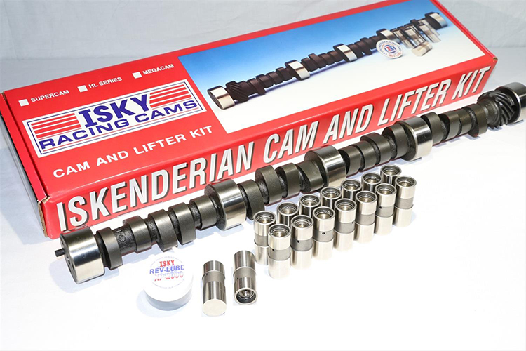 Isky Hydraulic Flat Tappet Cam and Lifter Kits