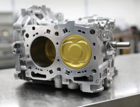 New Ultra Series Sport Compact Pistons