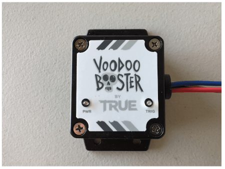 VooDoo Booster (Splice-In and Hobbs Switch Option)